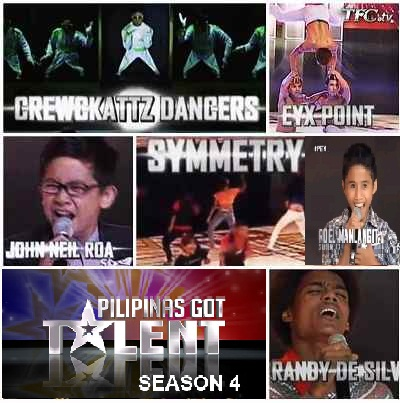 pilipinas got talent season top 36