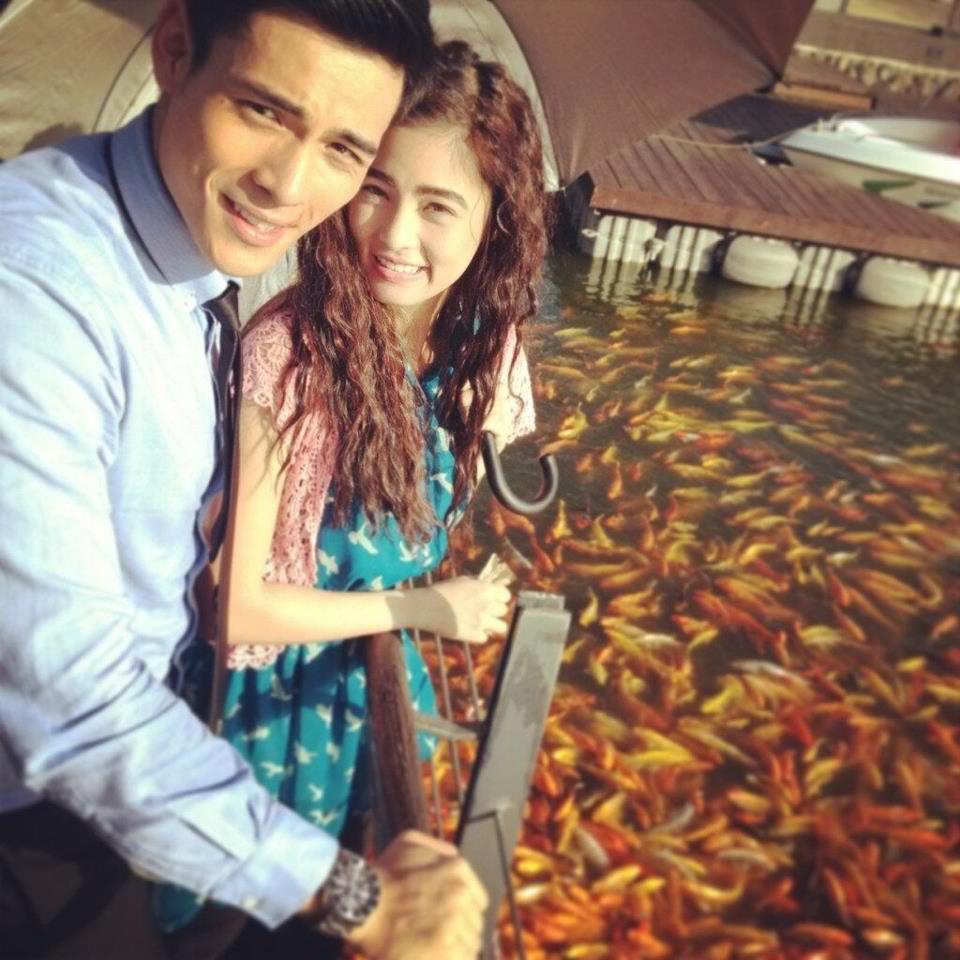 "Kim Chiu And Xian Lim Star in Launching Movie as Loveteam in ""Bakit"