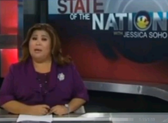 Jessica Soho Views CCTV Footage of the Lobby of Deniece Cornejo's Condo as Insignificant?