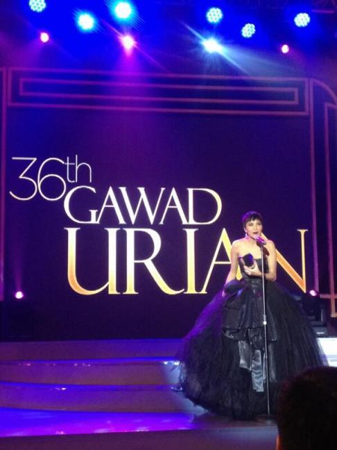 gawad urian 2013 winners alessandra de rossi