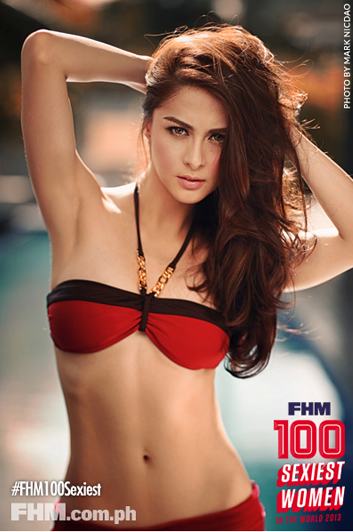 Marian Rivera Proclaimed FHM's Sexiest Woman in the World 2013; Top 10 Revealed!