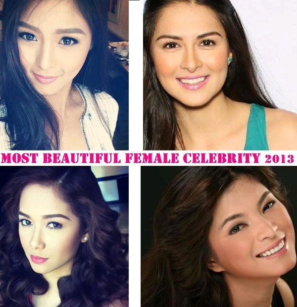 Top 10 Most Beautiful Female Celebrities of 2013 Revealed!