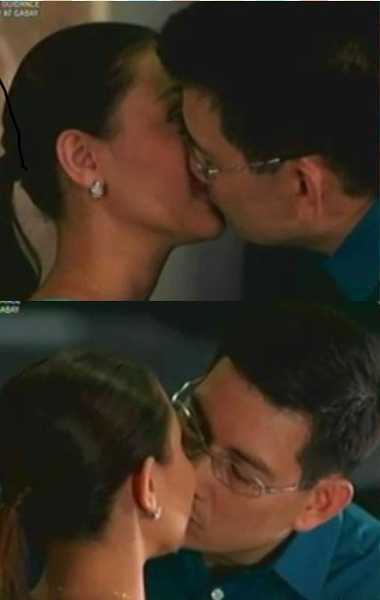 sir chief maya first kiss