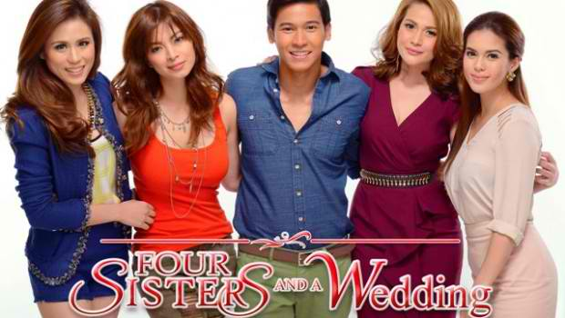Toni-Angel-Enchong-Bea-Shaina- 4 sisters and a wedding gross income