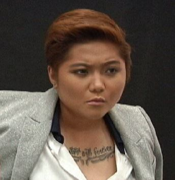charice as  jamby madrigal new hairstyle