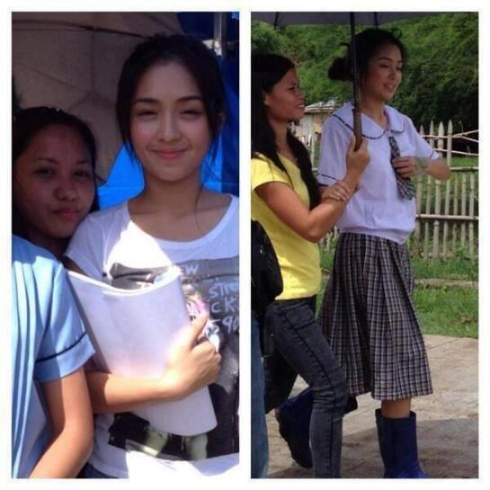 KATHRYN BERNARDO NO MAKE-UP