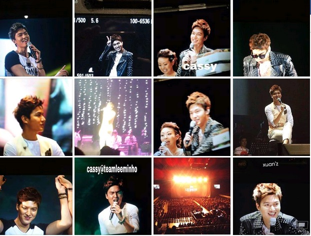 lee min ho concert in philippines5 july 2013