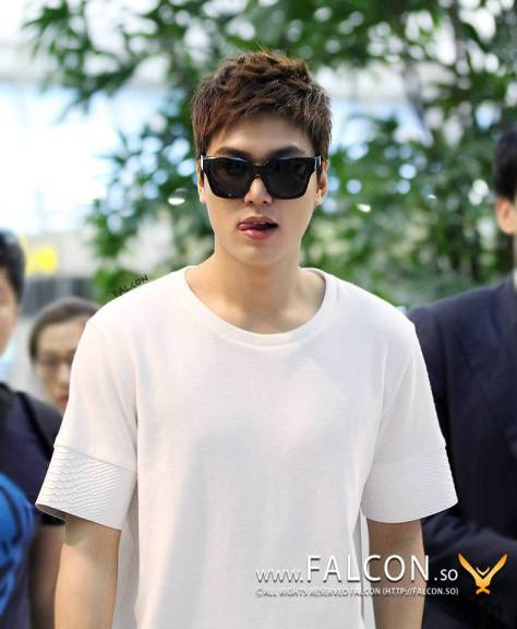 [CREDITS- Falcon & Le Min Ho FB Page]