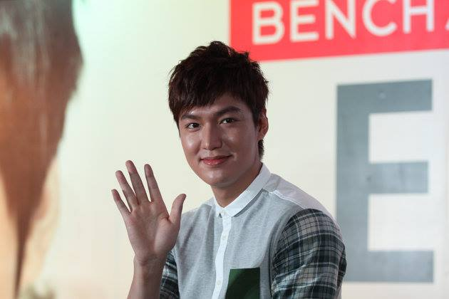 lee min ho returns to philippines11 july 2013