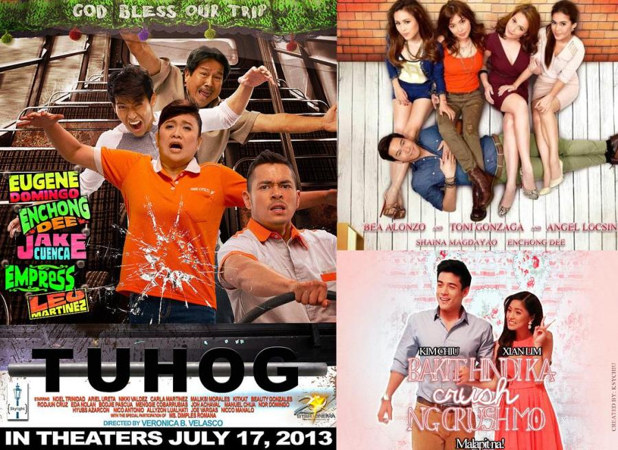 star cinema movies for 20th anniversary 2013
