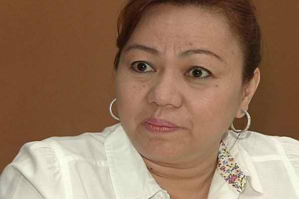Janet Lim Napoles  surrenders