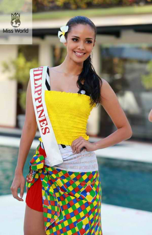 Megan-Young-Miss-World-2013-Beach-Fashion
