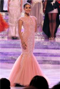 MISS WORLD 2013 MEGAN YOUNG WINNER