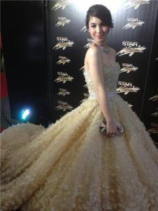 star magic ball 2013 julia barretto