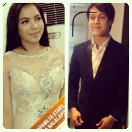 star magic ball 2013 julia montes and enrique