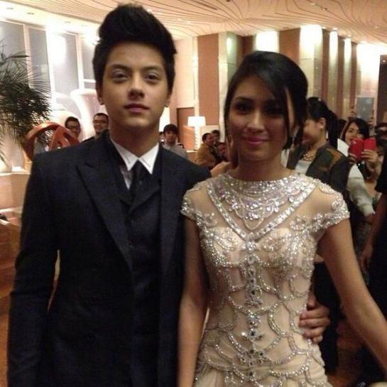 Celebrity Couple of the Night KathNiel