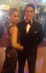 star magic ball 2013 m aja and gerald