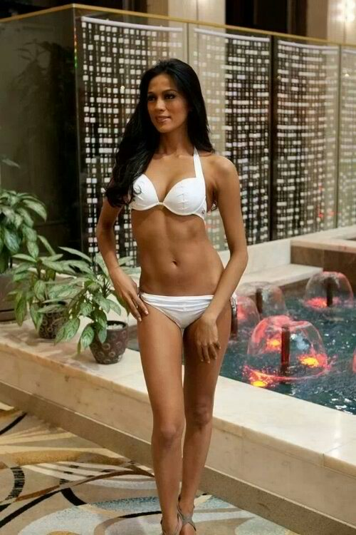 ariella arida swimsuit in miss univrse 2013