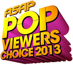 asap pop viewers  choice  awards 2013 nominees  complete