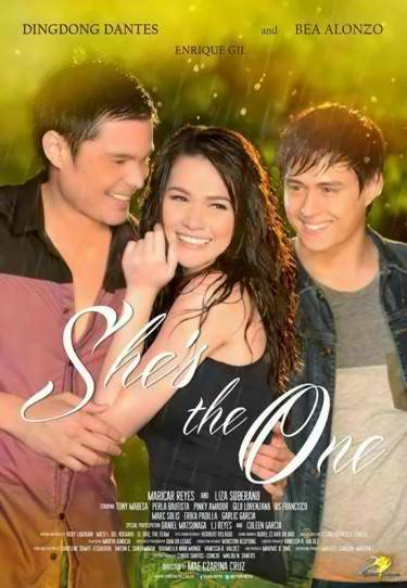 She's The One Debuts At No. 1, Earns P54.38M in 5 Days!