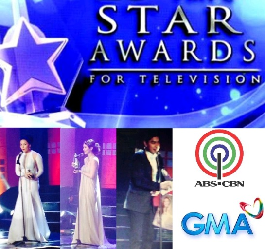 27TH PMPC Star Awards for TV 2013 COMPLETE LIST OF WINNERS