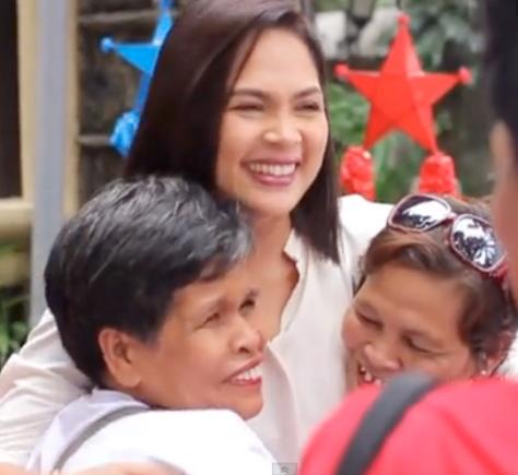 Judy Ann Santos Agoncillo Kwentoserye ABS-CBN Christmas Station ID 2013