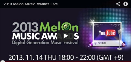 melonmusicaward2013winners live stream