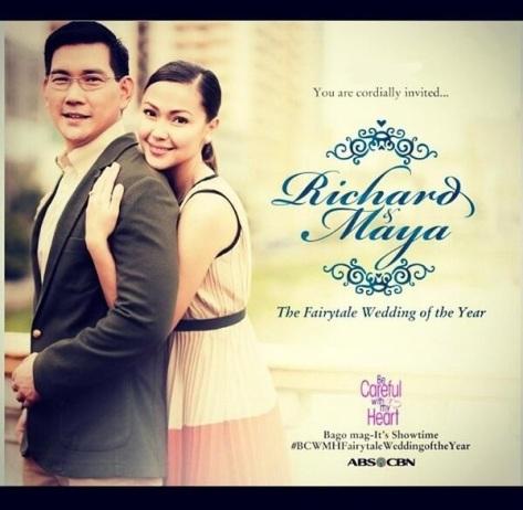 richardmayaBCMHthefairytaleweddingofthe year