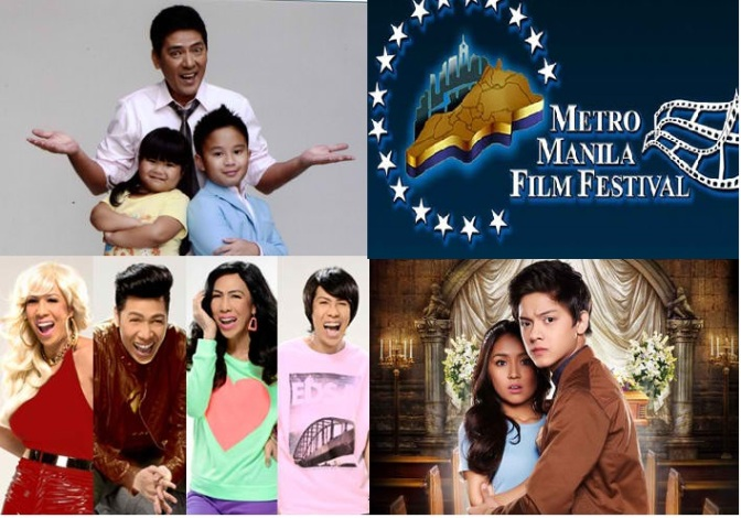 My Little Bossings Remains Top Grosser of MMFF 2013 [3rd Day Gross Income]