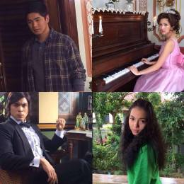 "Kim Chiu, Jake Cuenca, Julia Montes and Coco Martin Join Forces in Epic Drama ""Ikaw Lamang"""