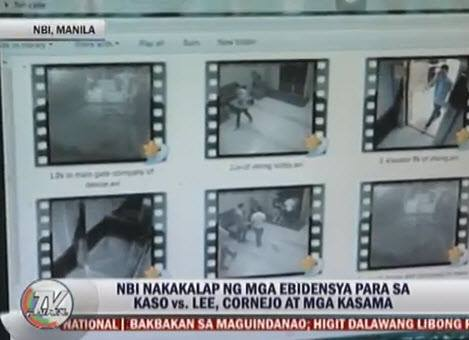 Actual CCTV Footage of Vhong Navarro, Deniece and Cedric in Condo Unit