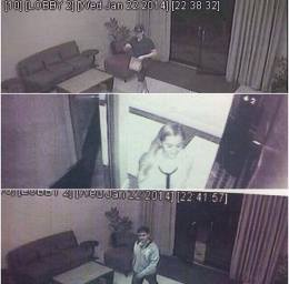 Actual CCTV Footage of Deniece Cornejo's Condo Unit Confirms The Sworn Affidavit Of Vhong Navarro