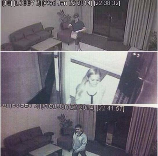 Actual CCTV Footage of Vhong Navarro, Deniece and Cedric in Condo Unit2