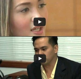 Deniece Cornejo and Cedric Lee Insist Vhong Navarro is a Rapist!