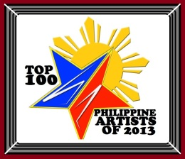Top 100 Philippine Artists 2013 Preliminary Round