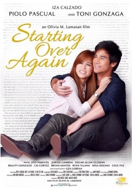 Starting Over Again Starring Piolo Pascual and Toni Gonzaga Is A Mega Blockbuster Hit With P200M in 5 Days!
