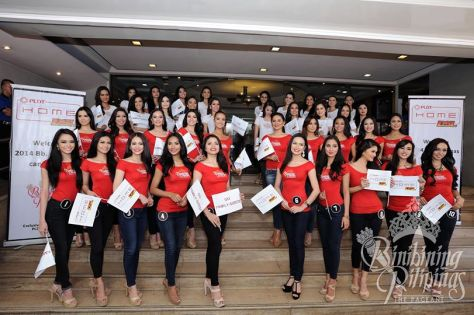 Binibing Pilipinas 2014 winners
