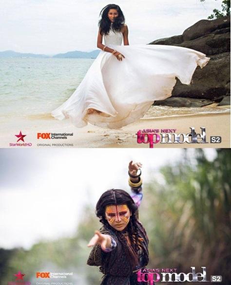 Jodilly pendre and katarina asias next top model winner