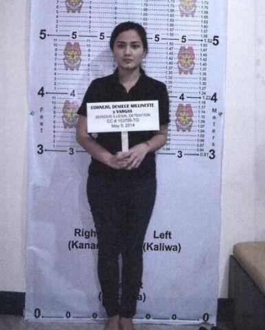Deniece Cornejo's Mugshot Revealed After Her Surrender to PNP! [Photos]