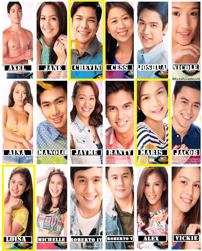 pbb all in 2014 nomination