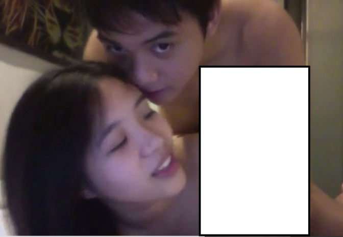 Ateneo's AJ Ramos and Abbie Santiaguel Sex Scandal Video Leaked!