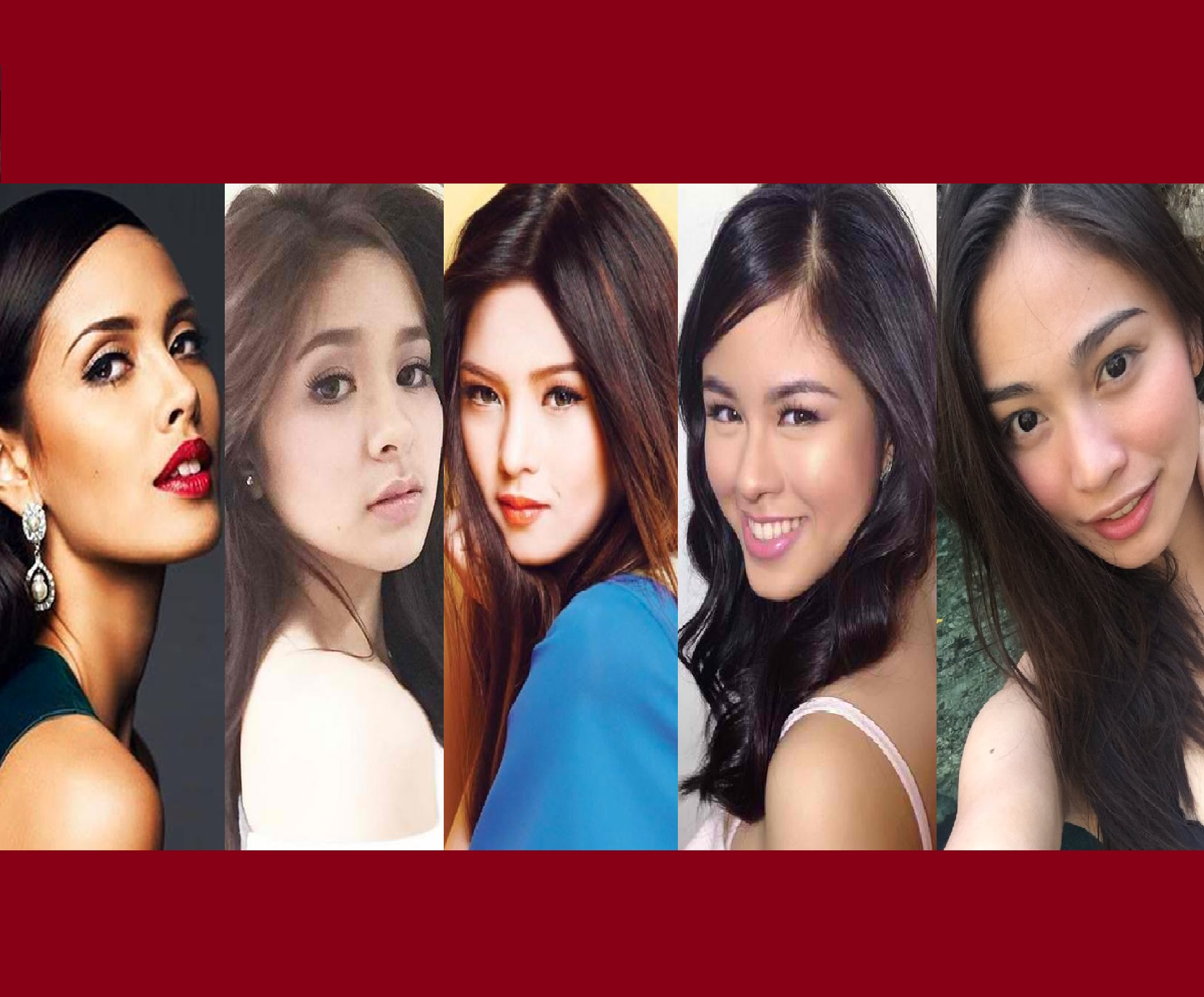 Top 40 Most Beautiful Teen Housemates in Pinoy Big Brother History