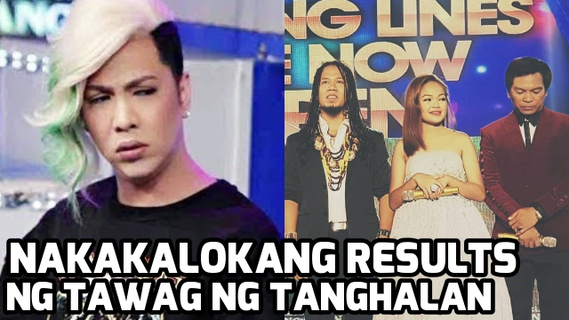 Tawag ng Tanghalan Season 2 Grand Finals Confusing First Elimination and Ranking